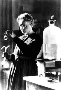 Marie Curie imagen