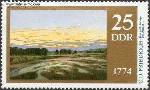 Caspar David Friedrich, La gran reserva o El gran coto.
