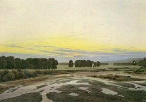 Caspar David Friedrich, La gran reserva o El gran coto (cuadro).