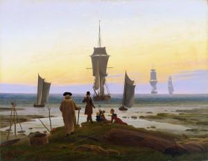 Caspar David Friedrich, Las tres edades o Las edades de la vida (cuadro).