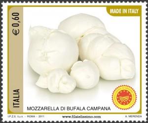 Quesos italianos; Mozzarella