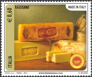 Quesos italianos; Ragusano
